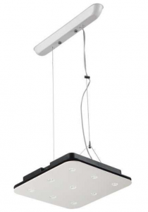 Downey square LED 27W CREE biały 250-100 CreeLamp